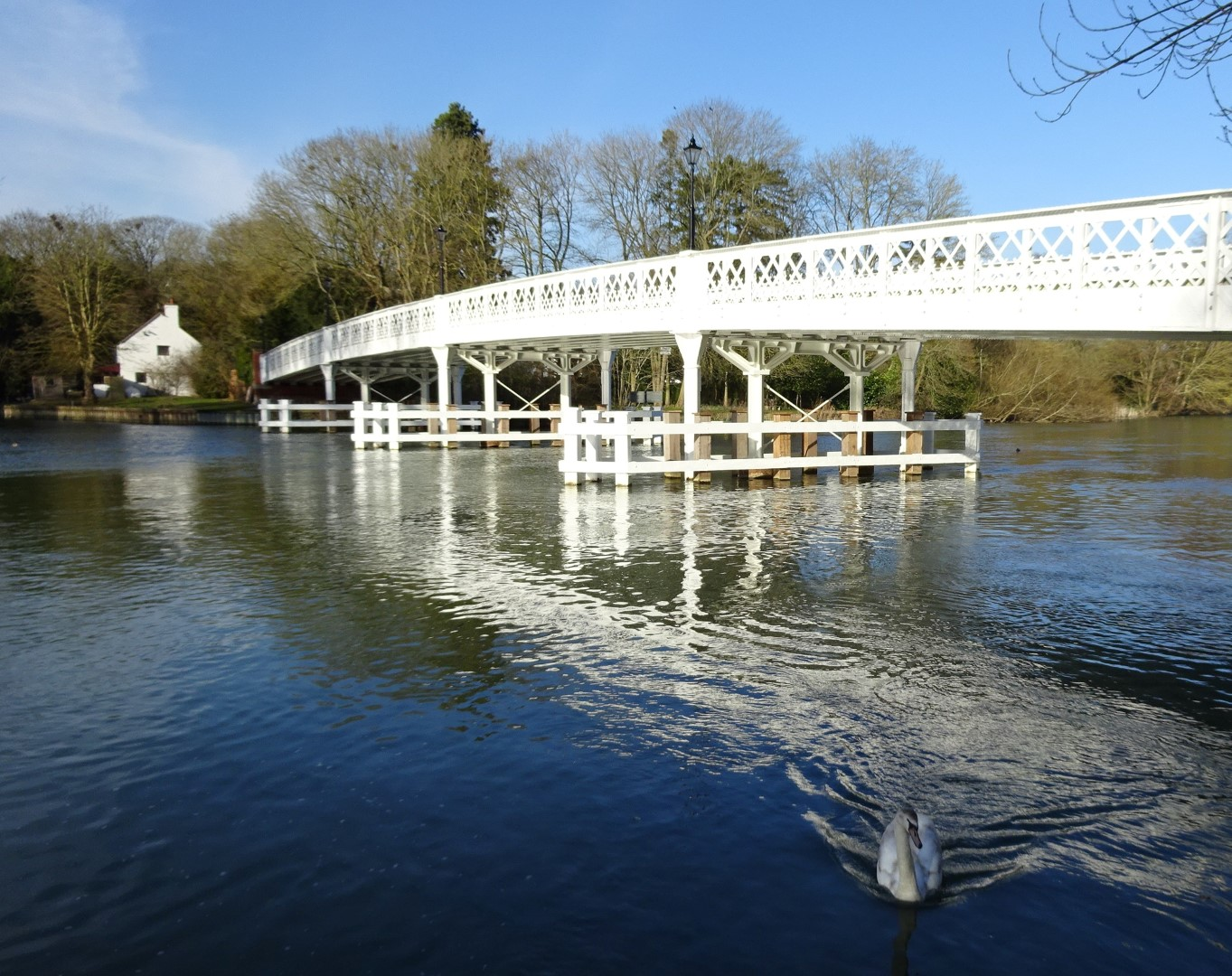 Image result for whitchurch bridge
